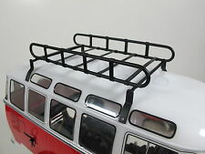 1/10 Metal Roof Top Mount Luggage Rack Tray Tamiya WR-02 Volkswagen Bus Type 2