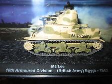 ni altaya M3 LEE 10TH ARMOURED DIVISION (british army)Egypt-1942 1/72