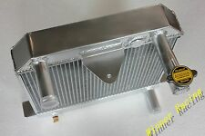 For Morgan 4/4 1600 With Ford Kent Crossflow Engine 1968-1993 Aluminum Radiator