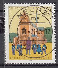 BRD 1993 Mi. Nr. 1675 TOP Vollstempel / Rundstempel gestempelt LUXUS! (19747)