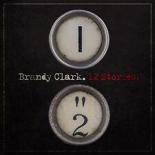 BRANDY CLARK CD - 12 STORIES (2015) - NEW UNOPENED - COUNTRY
