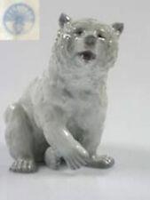 Eisbär Polarbär bär figur heubach porzellanfigur Porzellan bear figure figura