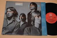 THE SHOES LP PRESENT TENSE PROG 1°ST ORIG 1979 ELEKTRA+INNER AUDIOFILI EX
