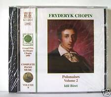 CHOPIN POLONAISES VOL 2   / CD