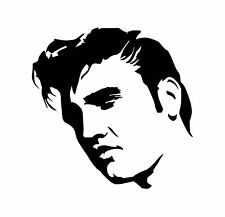 Elvis Decal / Sticker