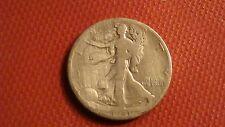 1921-D Liberty Walking Half Dollar (ref#1)