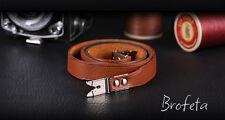 Brofeta crocodile locks neck strap for Rollefielx 2.8FX,2.8F,2.8E, 3.5F/E  98cm
