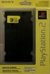 PS2 Network Adaptor Sony Brand Great Condition Fast Shipping