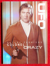 Gerry Anderson's UFO - FUTURE FASHIONS Chase Card FF003 - Holo Foil - Cards Inc