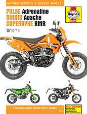 5750 Haynes Pulse Adrenaline, Sinnis Apache, Superbyke RMR 2007 - 2014 Manual