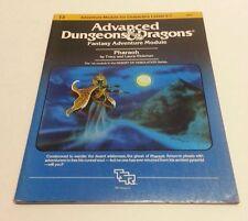 D&D AD&D  TSR DUNGEONS & DRAGONS MODULE PHARAOH I3...9052......(C6B5)