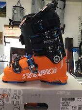 Tecnica race boots Mach1 130 Lv orange mens 25.5 world cup ski downhill