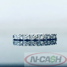 *SOLD* Genuine Brand New 18Kt Half Eternity 0.222Ct Diamond Ring