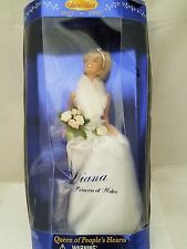 1997 DIANA PRINCESS WALES Barbie DOLL Queen of Hearts