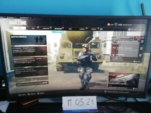 "Samsung CHG70 32"" 144Hz QLED Monitor Gaming Curvo - Nero"