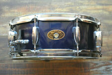 """ADD this TAMA IMPERIALSTAR 14"""" SNARE DRUM in BLUE to YOUR DRUM SET TODAY! #Z338"""