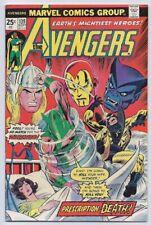 Avengers #139, 140 Marvel Comics
