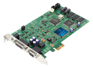 DIGIGRAM - VX222e stereo sound card with analog and AES I/Os