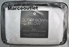 Hotel Collection European White Goose Down STANDARD QUEEN Pillows Medium Support