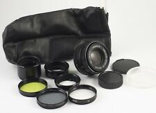 HELIOS 44m-5 MC F/2 58mm m42 LENS POLARIZER UV GREEN FILTER MINT OPTICS + MACRO