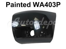 Painted WA403P Front Bumper End Cap LH For 2009-12 Chevy Silverado 1500 w/Fog Ho