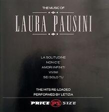 Laura Pausini CD The Music Of Laura Pausini (EX+/EX+)