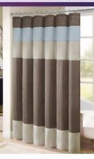 "Madison Park Amherst Shower Curtain-72x72""-Blue- Mp70-220"