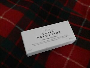 Beauty Pie Empty Box for Super Pore-Detox Mask 75ml