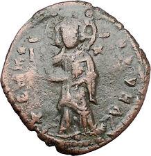 Constantine X & Eudocia 1059AD Ancient Byzantine Coin Jesus Christ  i47445