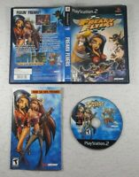 Freaky Flyers (Sony PlayStation 2 PS2 Black Label, 2003) Complete CIB w/ Manual