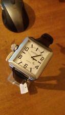 orologio uomo Animoo con datario bracciale pelle a2475 diametro cassa 50mm.