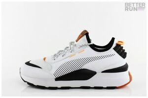 Puma Sneaker - RS-0 Trial - White Orange