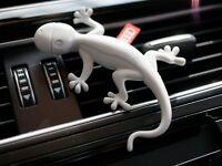 Genuine Audi CAR Fragrance Gray Gecko Air Freshener Dispenser Aromatic Scent