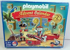Playmobil advent calendar 115 pieces ages 4 & up #4156