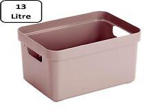 SUNWARE Sigma Home Box 13 Liter ohne Deckel - rosa