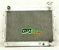 62mm Aluminum Radiator For Toyota Land cruiser 60 Series FJ60 FJ61 FJ62 4.0L AT