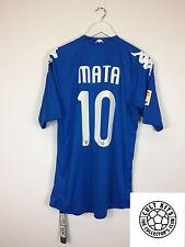 Valencia MATA #10 10/11 *BNWT* Third Football Shirt (XL) Soccer Jersey Kappa