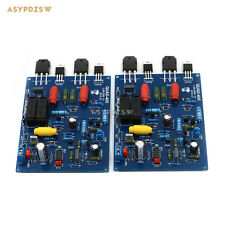 2PCS Assembled QUAD405 Power amplifier finished board with KTD1047 (2 channel)