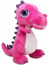 Suki Gifts International T-Rex Dinoz Soft Dinosaur Plush Toy (Medium, Pink)