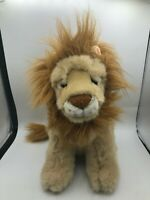 Chosun International Lion Cub Brown Plush Kids Soft Stuffed Toy Animal Doll