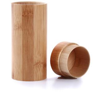 Retro Wooden Handmade Bamboo Sunglasses Frame Eye Glasses Box Fashion Case MP