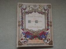 Charles and Diana Wedding Album 1981 with 46 pages of  mint stamps.