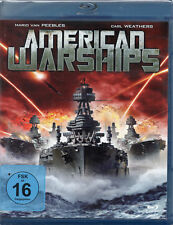 American Warships - Blu-Ray Disc Starring Carl Weathers English Film