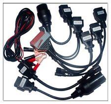 8pcs Full Set Car Cables Adapter OBD2 II CDP for Autocom CDP Pro Car Diagnostic