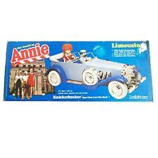 "Vintage Knickerbocker 1982 ""The World of Annie"" 1929 Model Duesenberg Limousine"