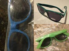 BlackBerry (RIM) Logo Sunglasses COMBO PACK (BLUE)(GREEN)(HUNTER) *Promo*Swag*