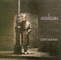 GARY NUMAN - I,ASSASSIN  CD NEW!