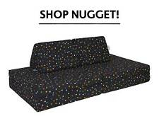 The Nugget Comfort Couch Kids- Confetti Dot Limited Edition- In Hand!