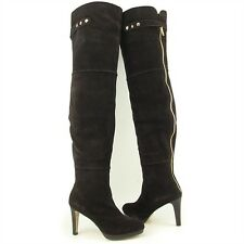 New Kelsi Dagger suede over knee boots UK3,5 US6 RRP £249