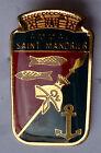 INSIGNE PINS MARINE AMMAC SAINT MANDRIER ANCIENS MARINS ORIGINAL France